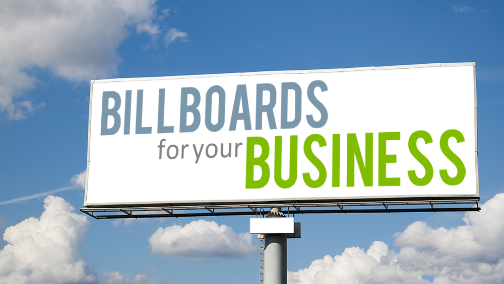 Billboards for Your Business - PMD Group