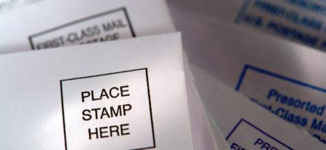 Postal Rates Increasing